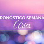 Pronóstico Semanal Aries (del 14 al 20 de enero)
