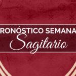 Pronóstico Semanal Sagitario (del 21 al 27 de enero)