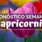 Pronóstico Semanal Capricornio (del 18 al 24 de febrero)